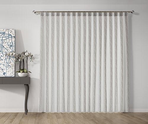 Como hacer 7 modelos de cortinas paso a paso for Cortinas trabillas confeccionadas