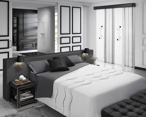 como hacer unas cortinas para dormitorio