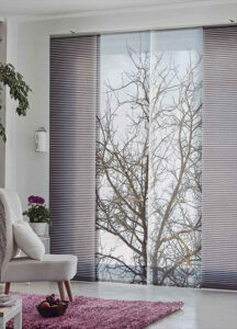 CORTINAS MODERNAS : PANEL JAPONES ESTAMPADO