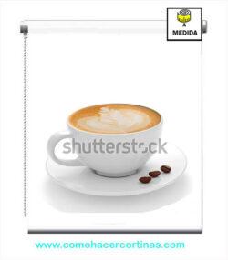 ENROLLABLE COCINA CAFE