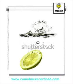 enrollable cocina limon