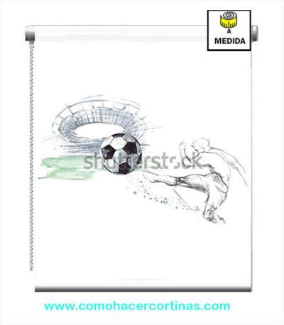 enrollable juvenil futbol