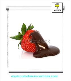 estor cocina fresa y chocolate