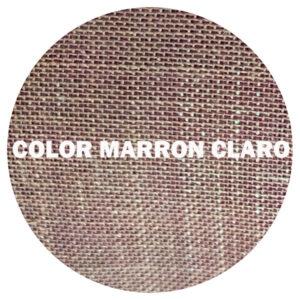 LINO COLOR MARRON CLARO