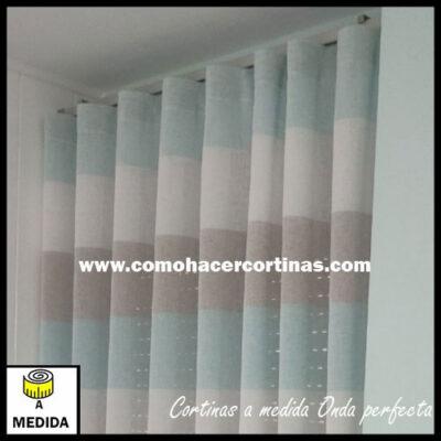 cortinas a medida onda perfecta