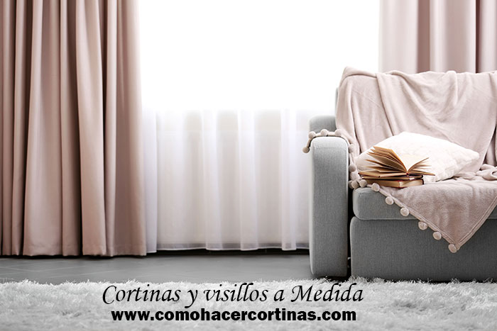 cortinas y visillos a medida