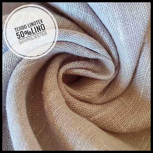 tejido de lino 50