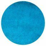 tela de terciopelo color aguamarina