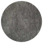tela terciopelo para cortina gris oscuro