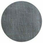 visillo de lino 20 gris oscuro