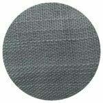 visillo de lino 30 gris oscuro