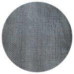 visillo de lino 50 gris oscuro