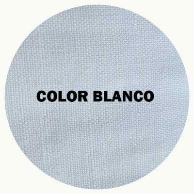 TEJIDO LINO BLANCO