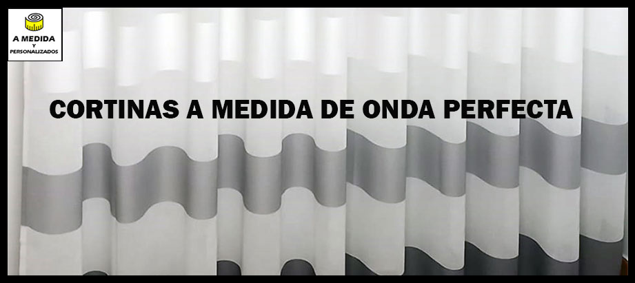 CATEGORIA CORTINAS A MEDIDA DE ONDA PERFECTA