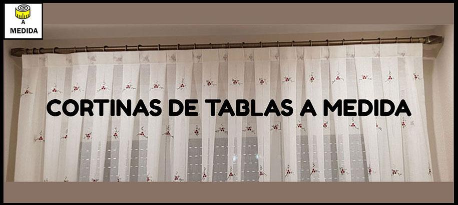 CATEGORIA CORTINAS A MEDIDA DE TABLAS