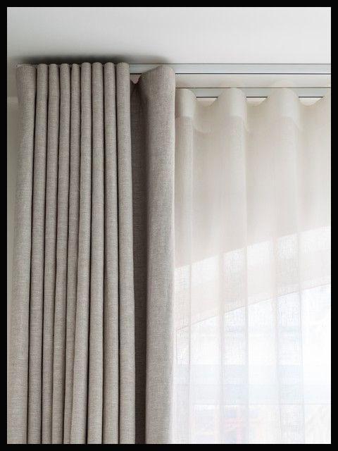 la cortina de onda perfecta la cortina de moda